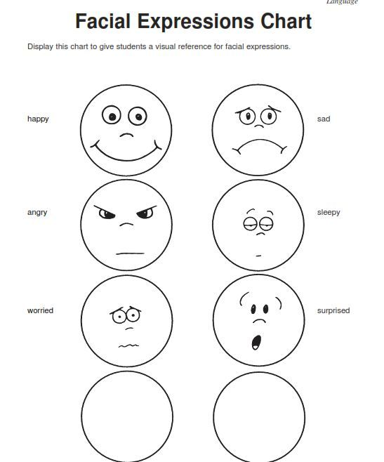 Emotions Worksheets For Kindergarten Worksheets For All Download Free Worksheets Samples Emotions Preschool Feelings Activities Teach Feelings