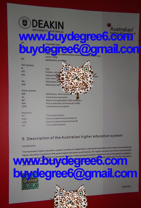 First Class Honours Awesome Deakin University Degree Onlineget A Fake Transcriptbuydegree6 .