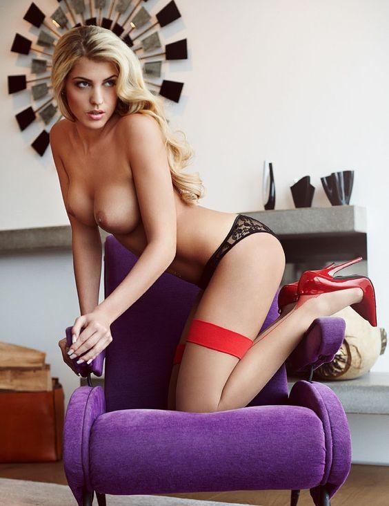 Sarah Nowak Topless