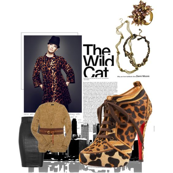 Talbots, created on #polyvore