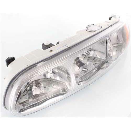 Diften 114a9806x01 9904 Oldsmobile Olds Alero Headlight Headlamp Left Lh Driver Side New For More Information Visit Image Car Lights Headlamp Oldsmobile
