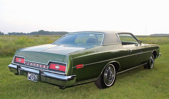 1973 Ford LTD Brougham coupe Maintenance/restoration of old/vintage vehicles: the material for new cogs/casters/gears/pads could be cast polyamide which I (Cast polyamide) can produce. My contact: tatjana.alic@windowslive.com