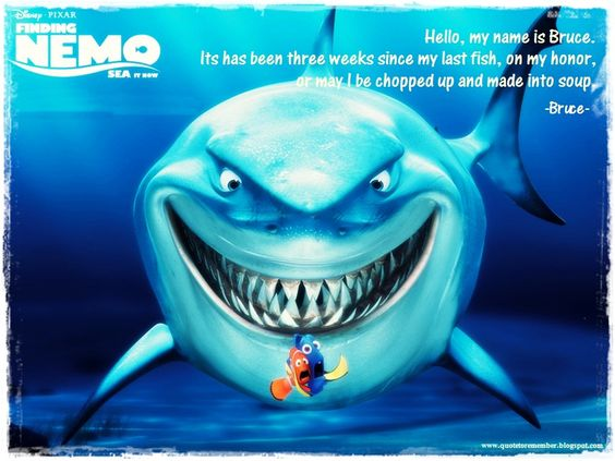 Pinterest the world s catalog of ideas for Finding nemo fish names