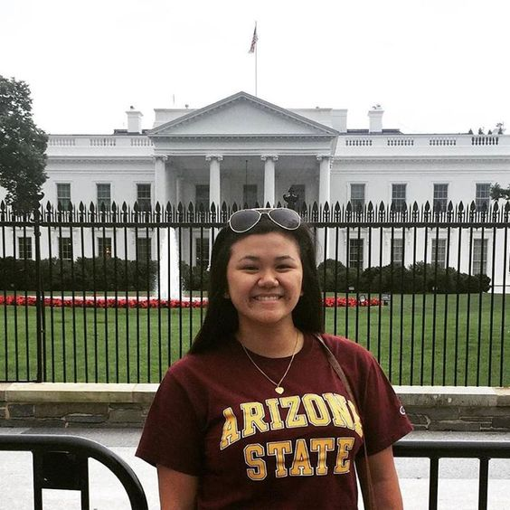 by @alyssa_wong20 #WhiteHouse #USA Visited all three branches of government buildings today! Started at the Capitol & Library of Congress went over to the Supreme Court and ended at the White House. #summer2016