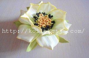 цветы из фоамирана Ирина Лащенова Идеи и