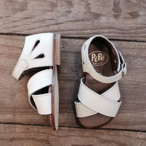 Pepe childrens sandals via LimonSoda #shoes #footwear