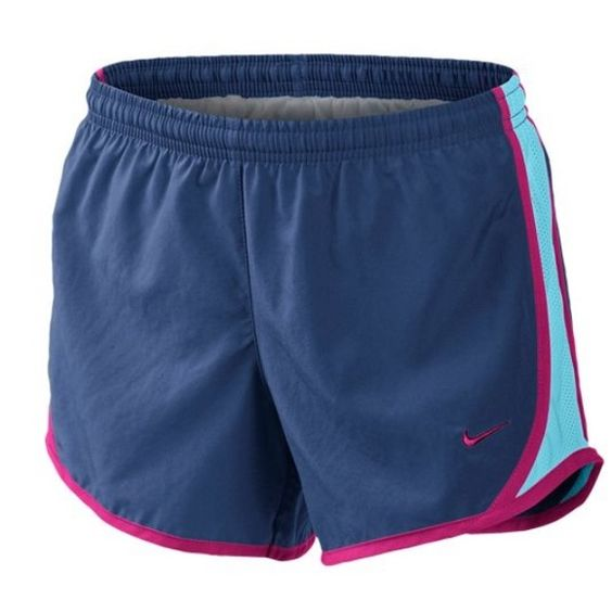 Girls Nike shorts Worn only a couple times, perfect condition. Nike Shorts