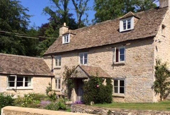 5 bed detached house for sale in Nr Badminton, Hillesley, Wotton-Under-Edge, Gloucestershire