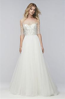 Bridal Gowns Wtoo Nelly Bridal Gown Image 1