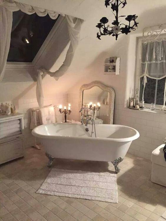 Industrial Decorating Ideas And Tips Shabby Chic Bathroom Decor Chic Bathroom Decor Shabby Chic Bathroom