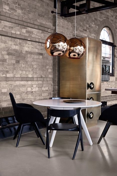 Pendant lights | The dock kitchen, london#Repin By:Pinterest++ for iPad#