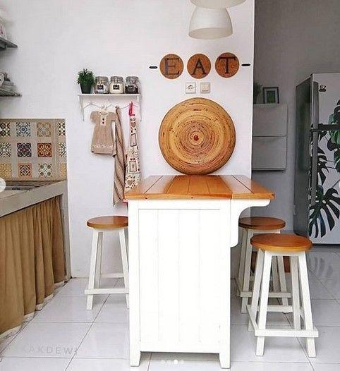 20 Desain Dapur Sederhana Unik Minimalis Cantik Kitchen Home