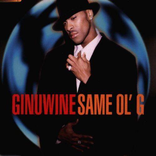 Ginuwine – Same Ol' G (single cover art)