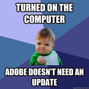 : Feeling, Computer Adobe, Funny Computers