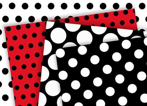 Red Polka Dot Digital Paper Red Black Polka Dot Background Etsy Polka Dot Art Polka Dot Background Red Polka Dot