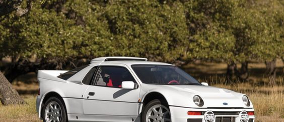 Group B Debrief 1986 Ford Rs200 Road Legal Rally Legend Up For