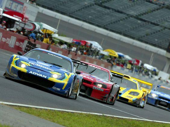 Jgtc Japanese Grand Touring Championship Racing Race Cars