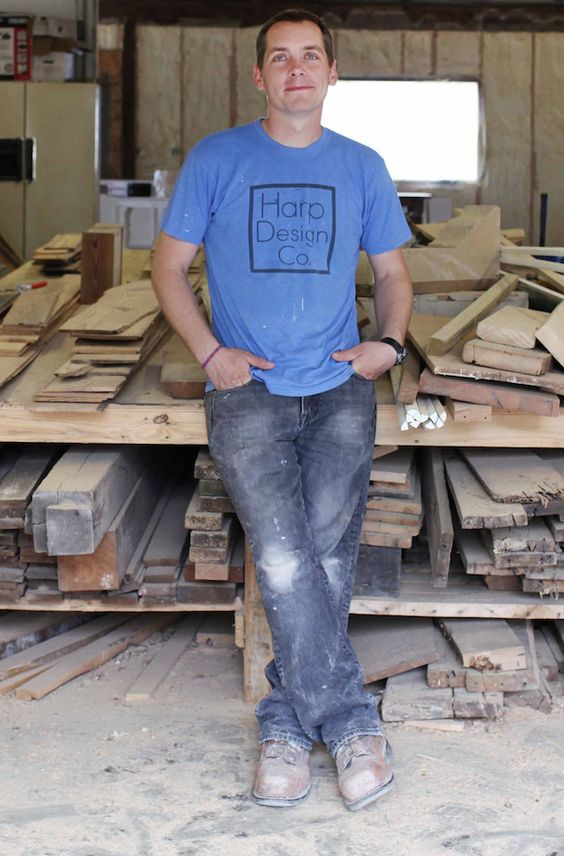 Clint Harp, Carpenter from HGTV's Fixer Upper will be at the Fresno Home Show, 7/16-17. Purchase tickets today at www.fresnoshows.com