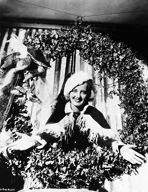 Merry Christmas from Bette Davis!: