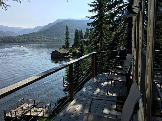 Greta Kotova, 303 Magazine, Lake House, Lakefront, Colorado, Summer, Vacation, Lake Vacation, Airbnb, Travel