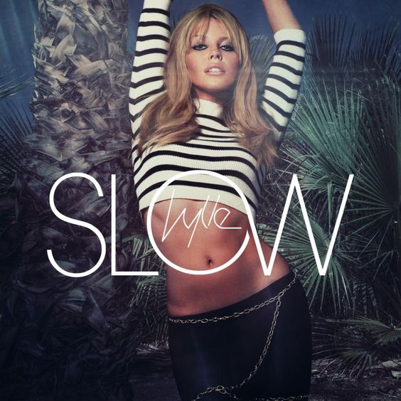 Kylie Minogue — Slow (studio acapella)