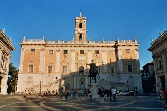 Palacio del Senado (1560) Miguel Angel Buonarroti