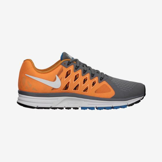 Nike Zoom Vomero 9 Running 642195 008 Fitsole3 FIT Cushioning support Size  15 #nike   eBay store   Pinterest   Nike zoom, Running and Yoga shoes