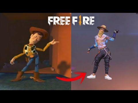 Origen De Los Bailes Emotes De Free Fire Vida Real Youtube Baile Hack De Gemas Youtube