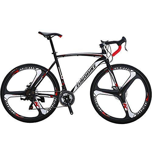 Eurobike Road Bike Xc550 21 Speed 49 Cm 54 Cm Frame 700c Wheels