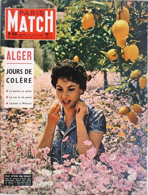 LA Guerre D'Algerie Gina Lollobrigida Laurence Olivier Vivien Leigh Celine | eBay
