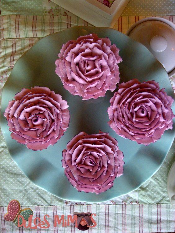 cupcakes hora del te