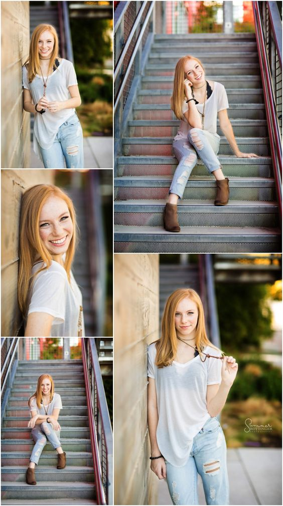 Senior photos | Senior pictures | Senior girl | Senior portrait ideas | Fashion | Edgy