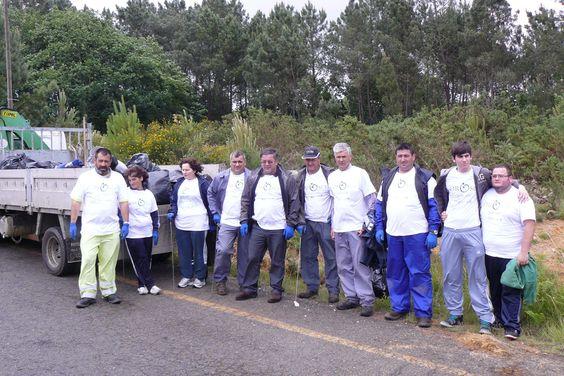SantiagoeComarca: oroso - éxito dos primeiros días verdes  Junio 2012