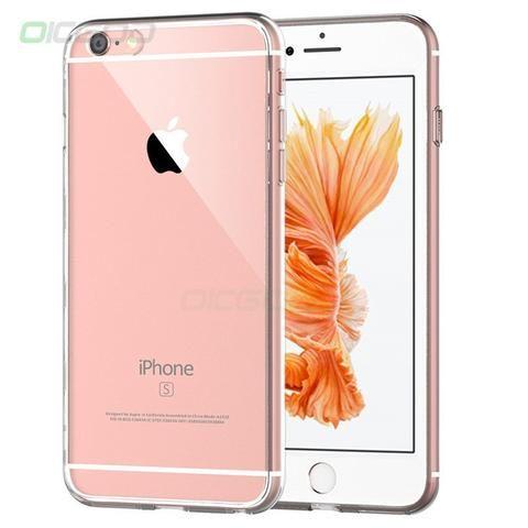 EBay] Oicgoo Transparent Phone Case For Iphone 6 6S 7 8 Plus Ultra ...