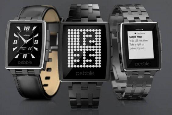 Relógio Pebble vende 400 mil unidades e tem receita de US$ 60 milhões