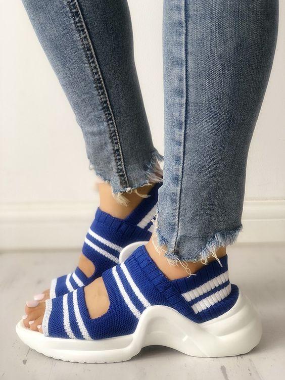 Cute Summer Flat Shoes