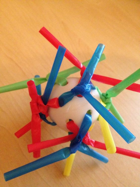 Home Made Toys for Parrots | Plastic Straws? - Parrot Forum - Parrot Owners Community