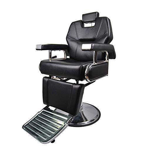 Polar Aurora Black Hydraulic Recline Hairdresser Barber Chair Salon Barber Shop Equipment For Sale Https Char Barber Shop Equipment Barber Chair Barber Shop