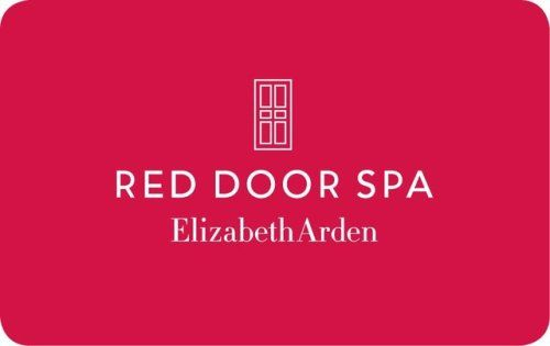 Red Door Spa Gift Card Amazon Bestseller Auto Selected By The