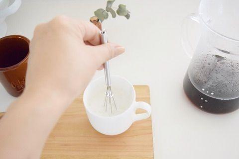 泡立て器のおすすめ 代用も お菓子に料理に ホイッパーを キナリノ 2020 茶筅 コーヒー 代用