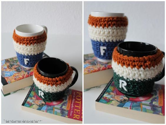 Harry Potter Mug & Cup Cozy