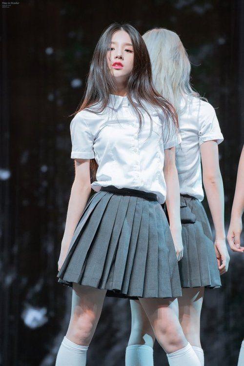 Pin Oleh Israel Jimenez Di Loona Gadis Ulzzang Model Pakaian Wanita Cantik