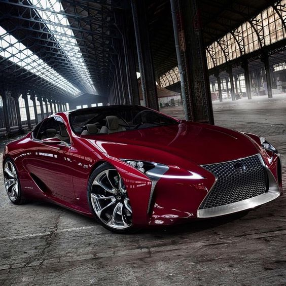 Lexus LFLC | Hot or Not? • Check out our friend @BrianGoldPHD • _________________________ • Photo by #Lexus •