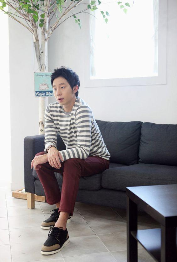 Male Korean Fashion: Photo
