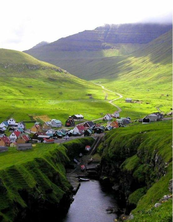 Faroe Islands Denmark And Islands On Pinterest