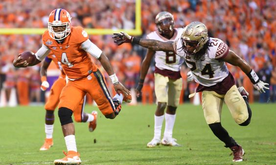 ACC 2016 schedule designed to highlight Clemson-Florida State = If you overlooked last season's crucial Clemson-Florida State showdown for ACC supremacy, you probably were watching the Alabama-LSU game instead. The ACC isn't making that mistake again in 2016.....