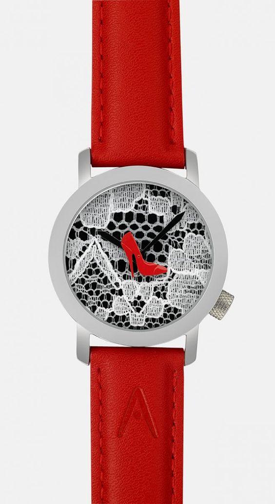 ≡ Talon Aiguille | les montres AKTEO
