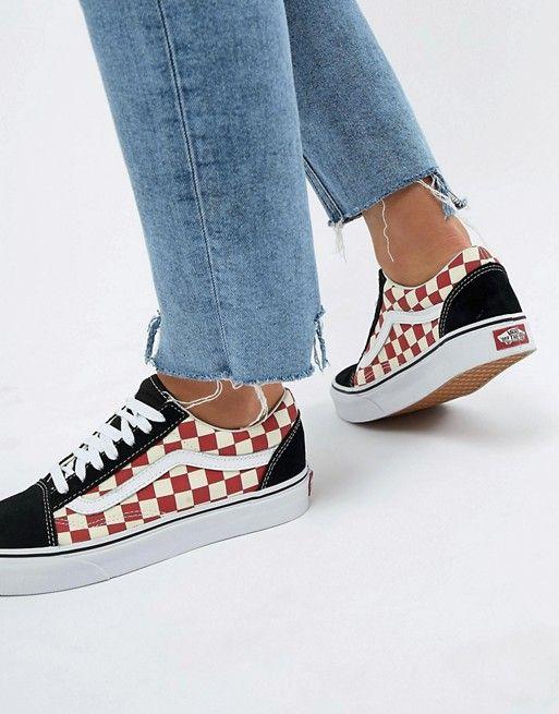 Vans | Vans Old Skool Sneakers In Black