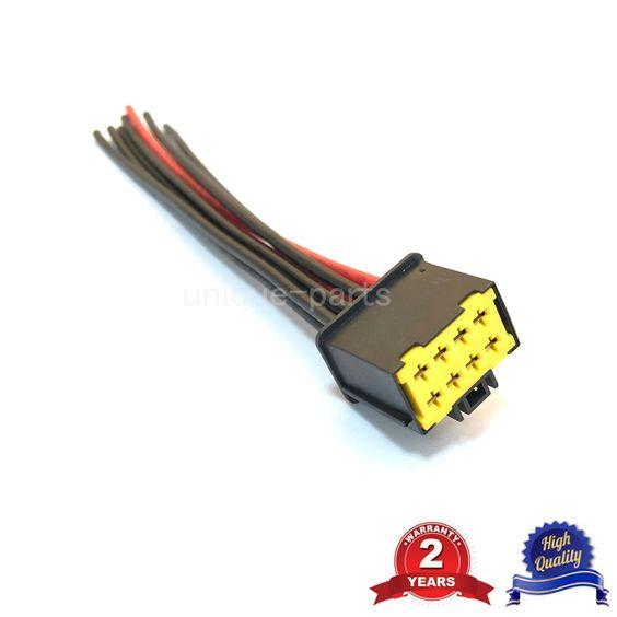 Wiring Loom Harness For Heater Blower Resistor 7701057557