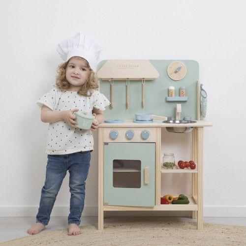 Drewniana Kuchnia Do Zabawy Dla Dzieci Wooden Toy Kitchen Wooden Play Kitchen Wooden Kitchen